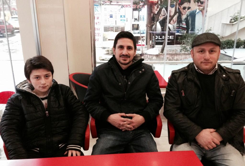 Doğukan Demir'in babası Seyit Demir ile yapılan görüşme sonrasında Doğukan Demir HF Futbolcusu olmuştur.