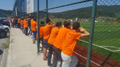 Futbolcu Deneme Kamplarımızdan Görüntüler