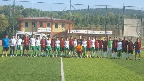 1.Gurbetçi Futbolcu İstanbul Kampı Görüntüleri 28.07-02.08 2016