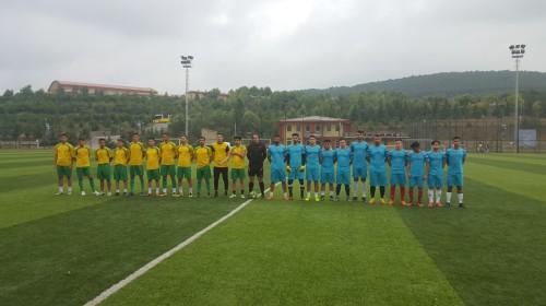 4.Gurbetçi Futbolcu Kampı İstanbul Görüntüleri 7-10 Ağustos 2017