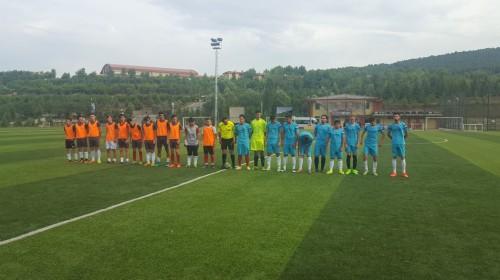 3.Gurbetçi Futbolcu Kampı İstanbul Görüntüleri 3-6 Ağustos 2017