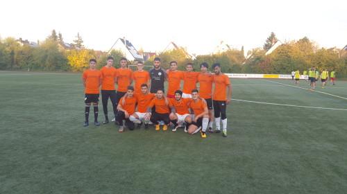 6.Gurbetçi Futbolcu Kampı Frankfurt Görüntüleri 17-20 Ekim 2017