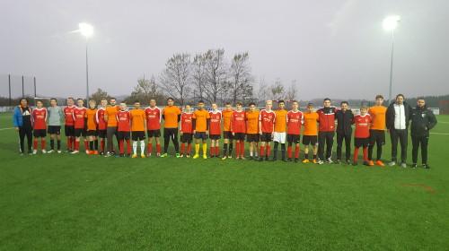 7.Gurbetçi Futbolcu Kampı Köln Görüntüleri 23-26 Ekim 2017