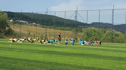 13.Gurbetçi Futbolcu Kampı İstanbul 22-25 Temmuz 2018