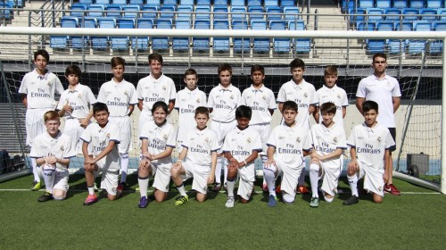 Real Madrid Foundation Campus Experience 2018 Yaz Kampı