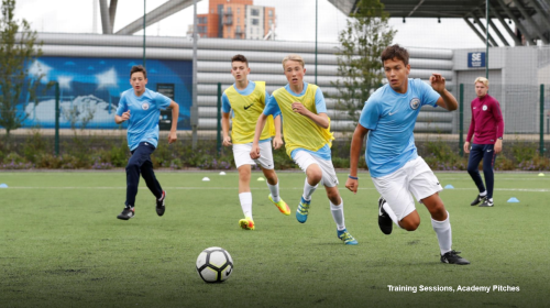 Manchester City Football Performance Program 12-17 Ağustos 2018