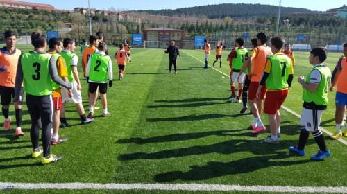 70.İstanbul Altyapı Kategorisi Futbolcu Deneme Kampı 18 Temmuz 2020 (2003-2004-2005)