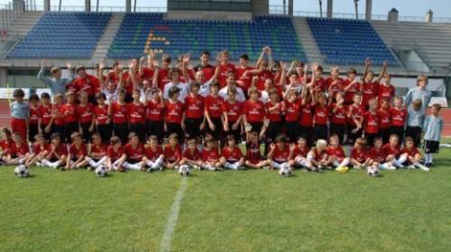 Milan Academy Junior Camp – Temmuz 2018 – Venedik