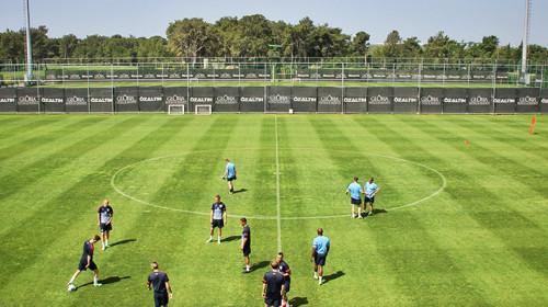 14.Gurbetçi Futbolcu Kampı Bodrum 27-30 Temmuz 2018
