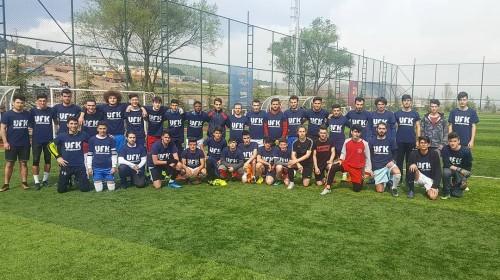 62.Altyapı Kategorisi Futbolcu Deneme Kampı 23-24 Ocak 2020 (2004-2005-2006)