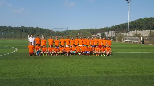 61.Altyapı Kategorisi Futbolcu Deneme Kampı 21-22 Ocak 2020 (2001-2002-2003)