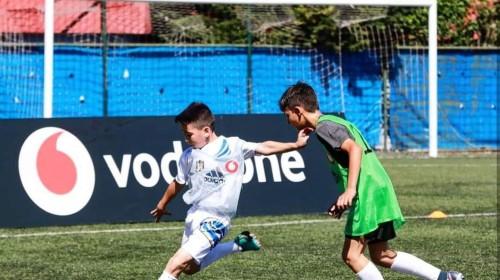 Metin Mert Matur Beşiktaş U-13 ile