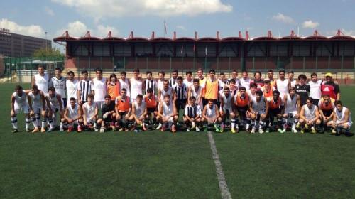Yıl:2014 Rakip:Beşiktaş U17