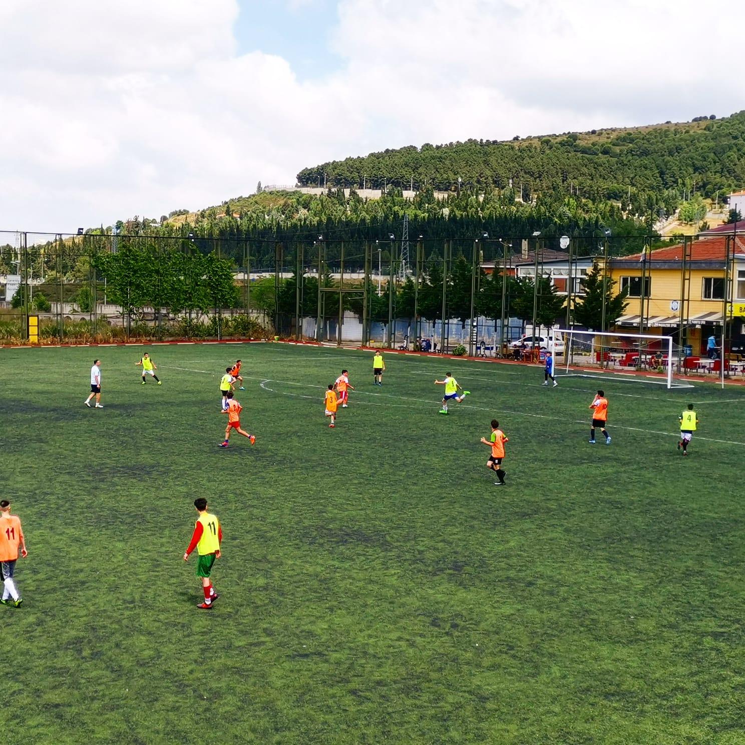 71.İstanbul Altyapı Kategorisi Futbolcu Deneme Kampı 12 Ağustos 2020 (2001-2002)