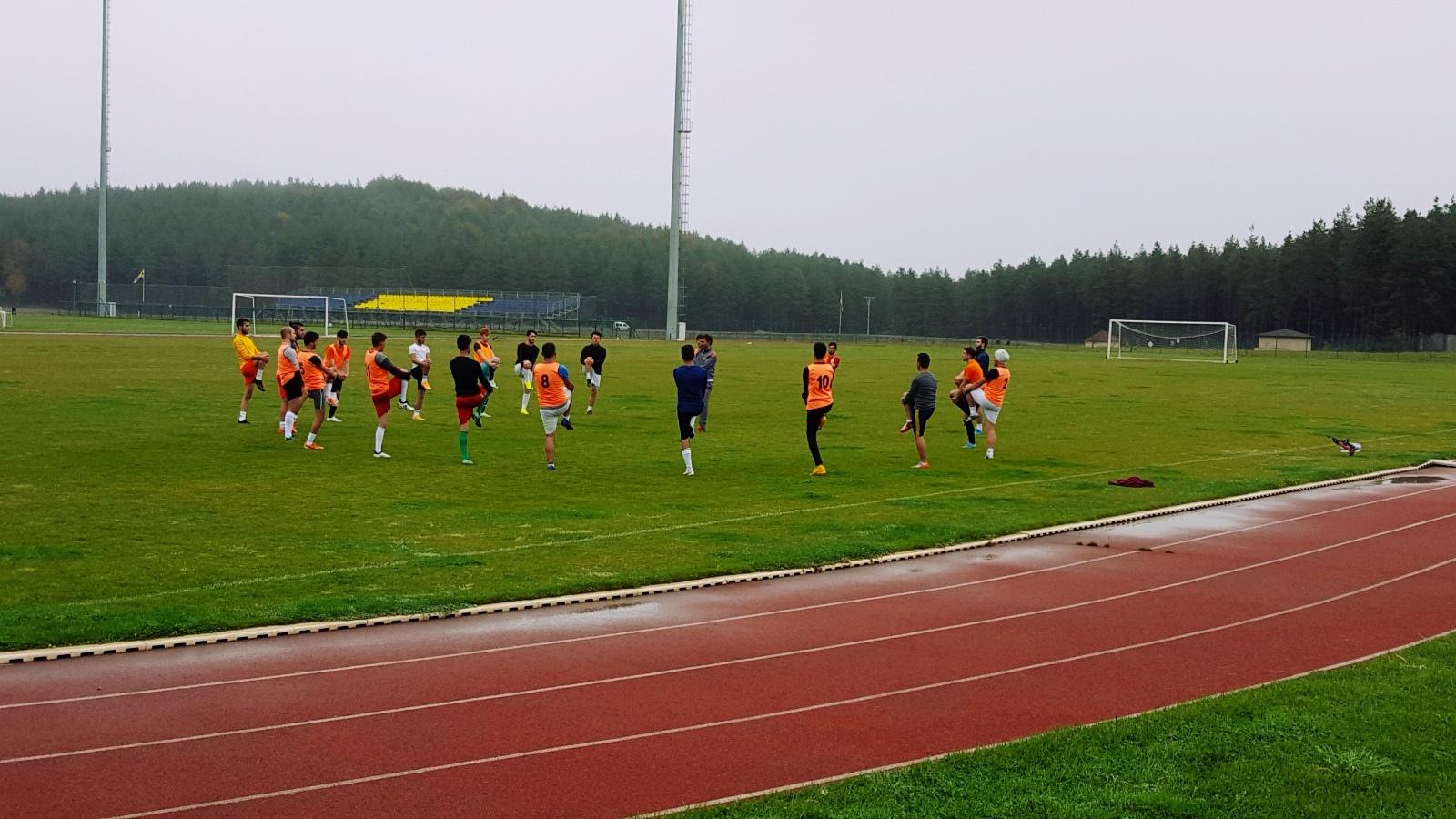 53.Altyapı Kategorisi Futbolcu Deneme Kampı 20-21 Ağustos 2019 (2000-2001-2002)