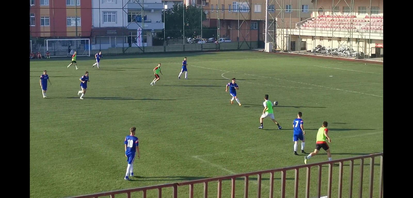 77.İstanbul Altyapı Kategorisi Futbolcu Deneme Kampı 21 Kasım 2020 (2002-2003-2004-2005-2006)
