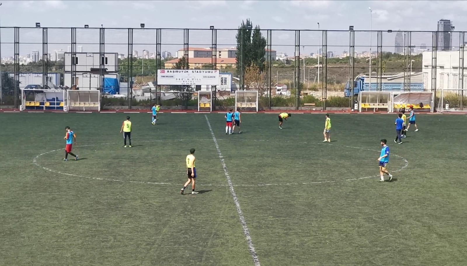 57.Altyapı Kategorisi Futbolcu Deneme Kampı 28-29 Eylül 2019 (2001-2006 Arası)