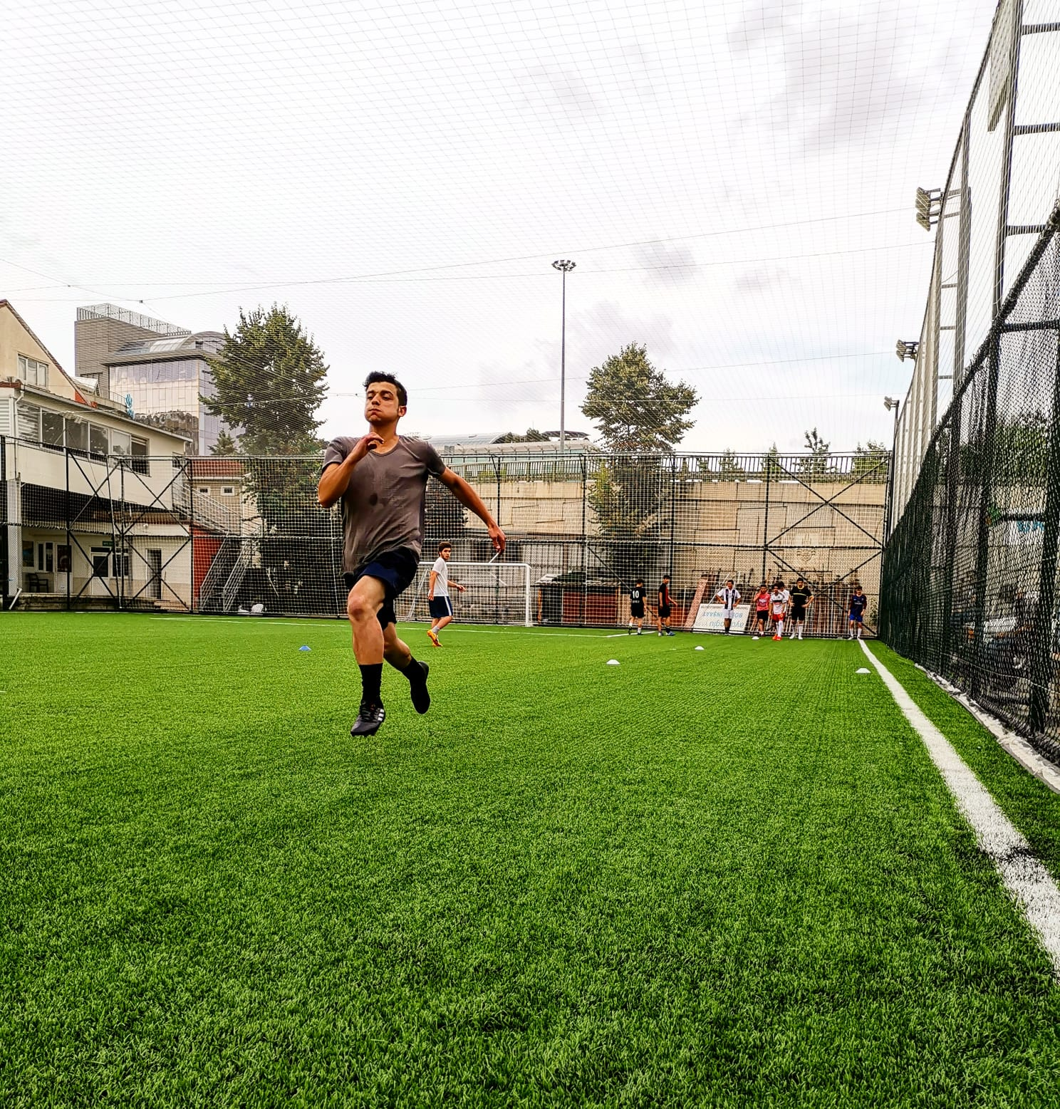 58.Altyapı Kategorisi Futbolcu Deneme Kampı 26-27 Ekim 2019 (2001-2006 Arası)