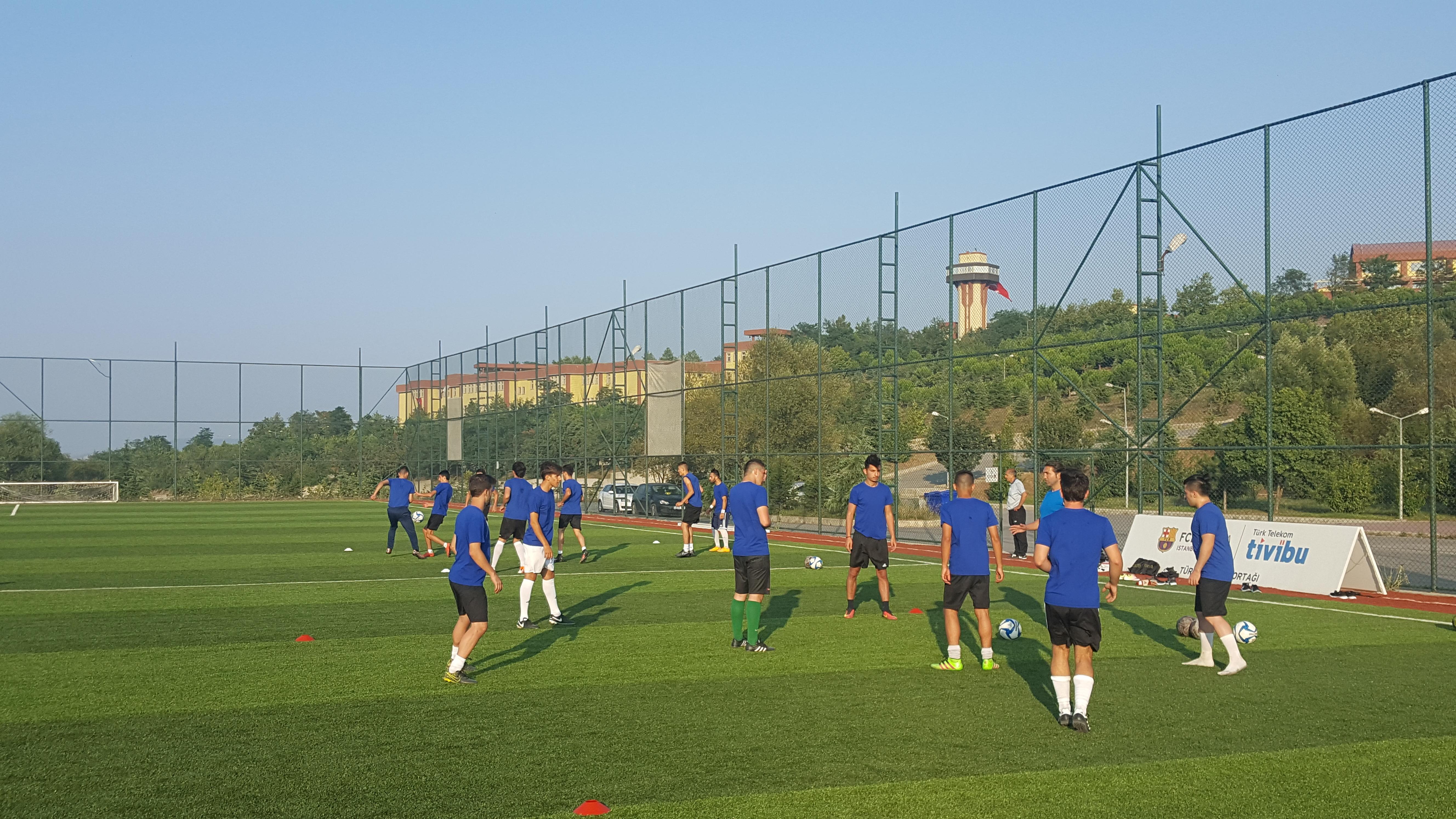60.Altyapı Kategorisi Futbolcu Deneme Kampı 21-22 Aralık 2019 (2001-2006 Arası)