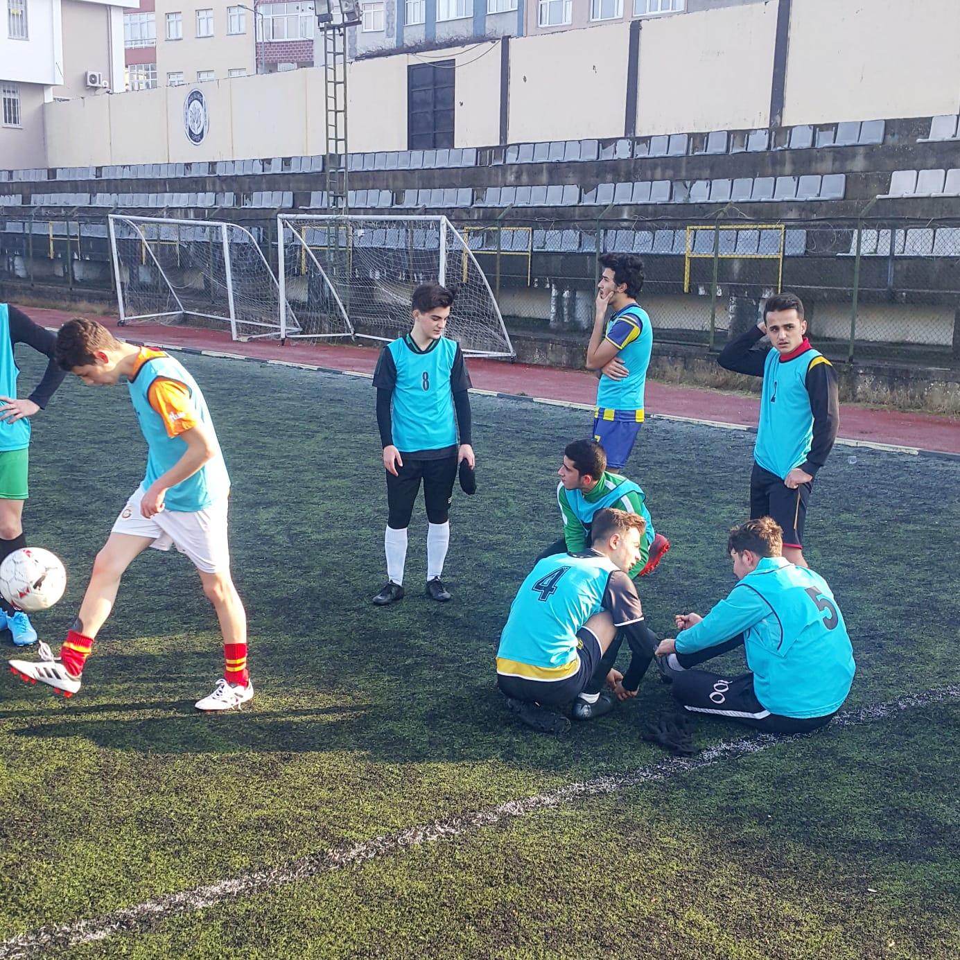 64.İstanbul Altyapı Kategorisi Futbolcu Deneme Kampı 7-8 Mart 2020 (2001-2006 Arası)