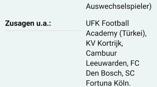 U15 Düsseldorfer Ostermasters Turnuvasına Katılıyoruz…