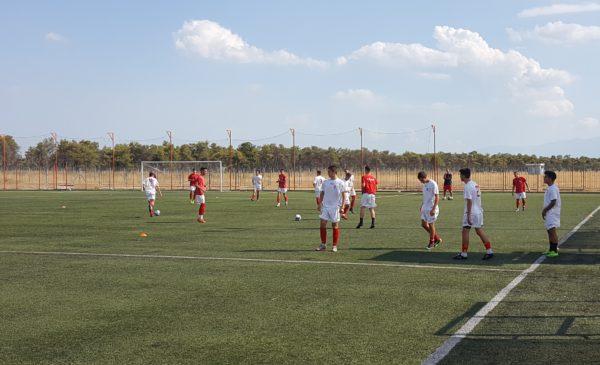 81.İstanbul Altyapı Kategorisi Futbolcu Deneme Kampı 10 Nisan 2021 (2002-2003-2004-2005-2006)