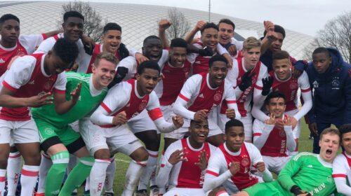Ajax Altyapısına Oyuncu Seçerken Nelere Dikkat Ediyor?